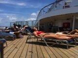 Carnival Destiny Cruise Pool