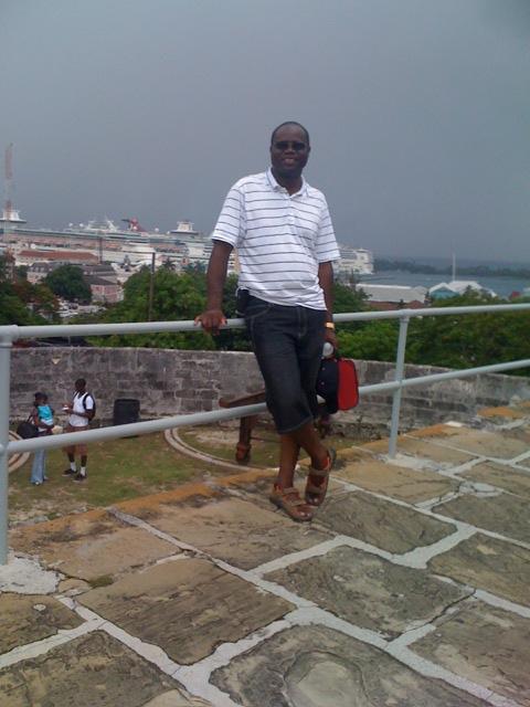 Bahamas Cruise Fort Fincastle