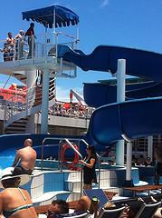 Slide on Carnival Paradise