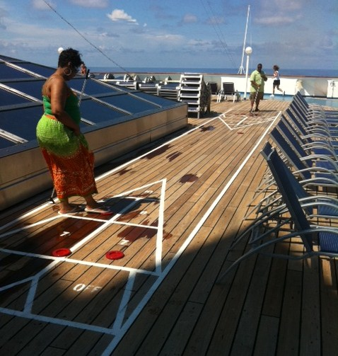 Carnival Destiny Activities