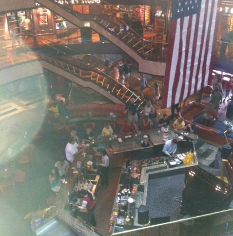 Carnival Destiny Cruise Bars