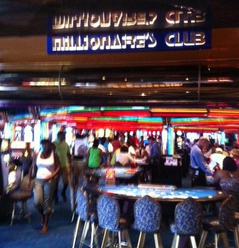 Carnival Destiny Cruise Casino