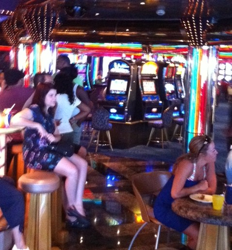 Carnival Destiny Cruise Casino