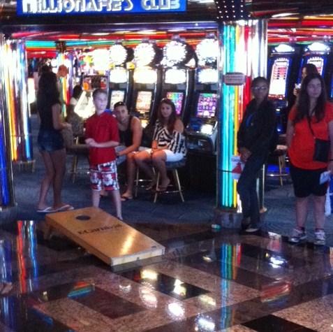 Carnival Destiny Casino