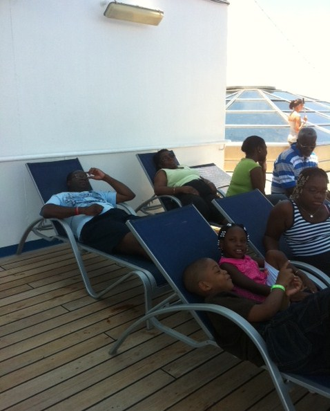 Carnival Destiny Cruise Activities