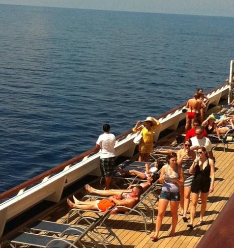 Carnival Destiny Cruise Activities