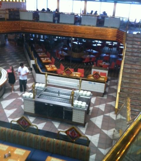 Destiny Sun and Sea Restaurant
