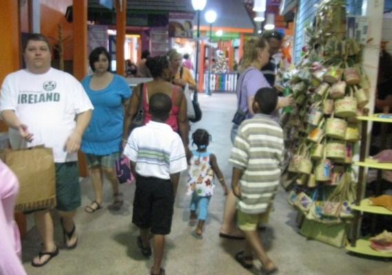 Nassau Harbour Market