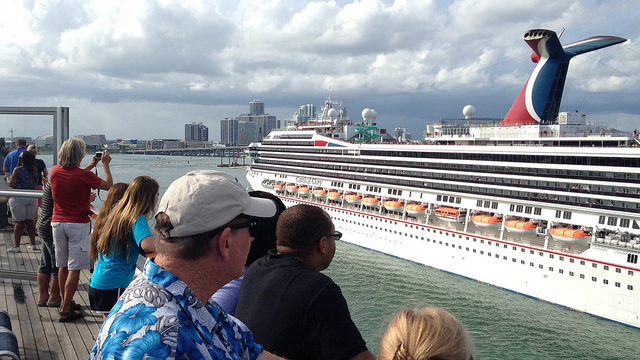 Carnival Cruise Brochure Packed With Fun
