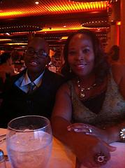 Captain's Celebration Dinner on Carnival Paradise