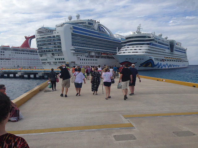 Group Cruise Vacation To The Caribbean And Elsewhere