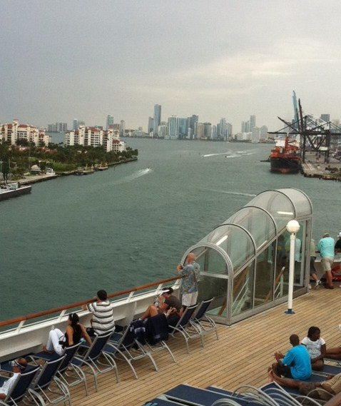 Miami Cruise Port Hotels: Cruise Port Hotel: Find Hotels Near Your Caribbean Cruise