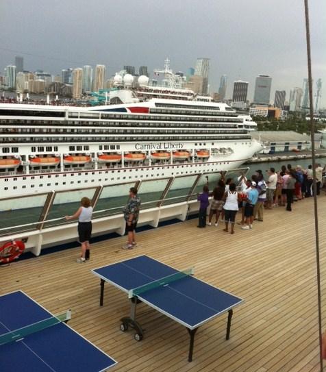 Miami Cruise Terminal: Port Of Miami Inclusive Caribbean Cruises