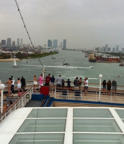 Port Of Miami Inclusive Caribbean Cruises
