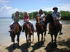 Ocho Rios Horseback Riding