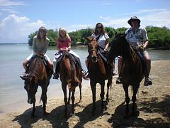 Ocho Rios Horseback Riding
