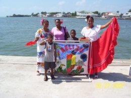 Arriving in Belize City